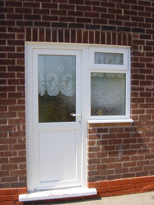 Back Doors Composite Doors And Pvc Doors Dublin
