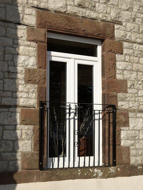 French Doors Composite Doors Insulating Glass Dublin